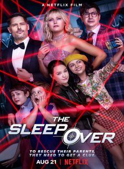Phi Vụ Cuối Của Mẹ - The Sleepover (2020)