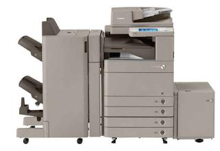 Profitieren Sie von Universal Send-Standarddruck, UFR II-Standarddruck mit flexiblen Druckoptionen und zahlreichen Optionen für die Papierhandhabung und -veredelung.