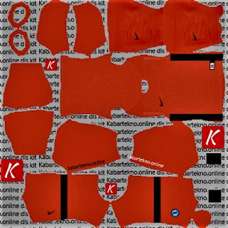 Singapore 2020 GK Away Kit