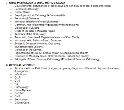 ORAL PATHOLOGY & ORAL MICROBIOLOGY
