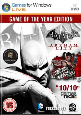 Download Batman Arkham City Single Link
