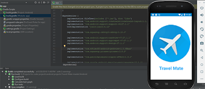 TRAVEL GUIDE APPLICATION USING ANDROID STUDIO WITH SOURCE CODE