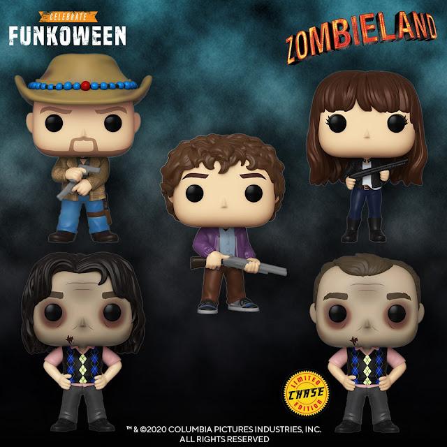 Funko Zombieland