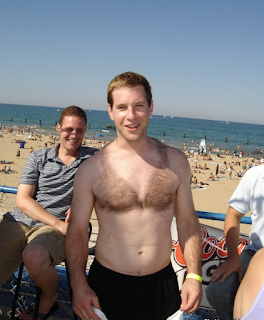 Las peores depilaciones masculinas - Bikini de pelos