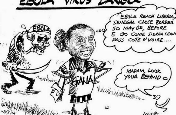 ebola virus disease cartoon
