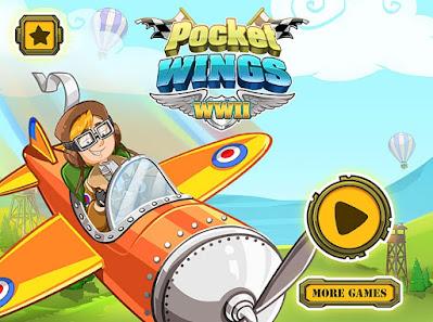 Pocket Wings WW2 Game Play