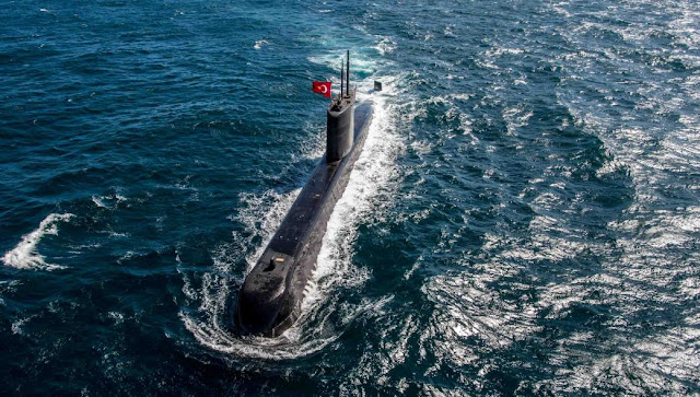 RT: Εύκολο θήραμα τα τουρκικά υποβρύχια