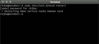 Perintah Linux
