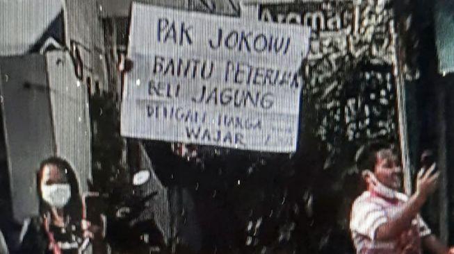 Sama-sama 'Teriak' ke Jokowi, Ini Beda Nasib Warga yang 'Memuji' dan 'Mengeluh'