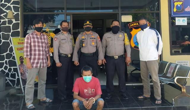 Pembacok Bocah 8 Tahun Ditangkap di Jombang