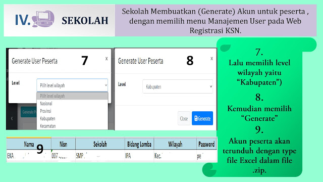 . panduan registrasi daring ksn smp tahun 2020 untuk sekolah tomatalikuang.com 06