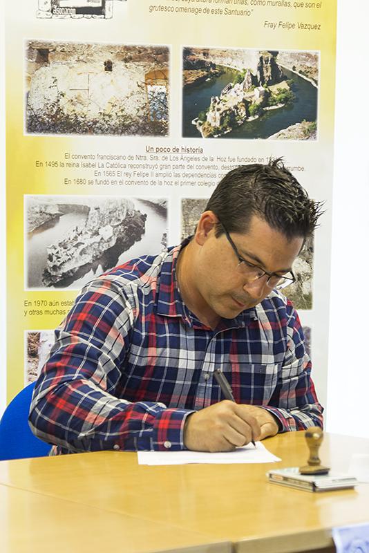 Jorge Benito Sanz, alcalde de Sebúlcor