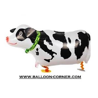 Balon Foil Airwalker Sapi