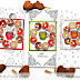 Słodkości na białym papierze  | Guest Designer - Anna