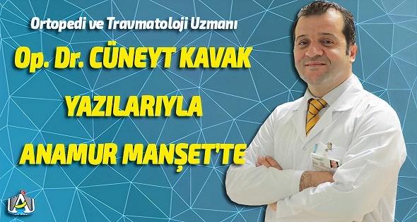 Op. Dr. Cüneyt KAVAK,YAZARLAR,Anamur Haber,