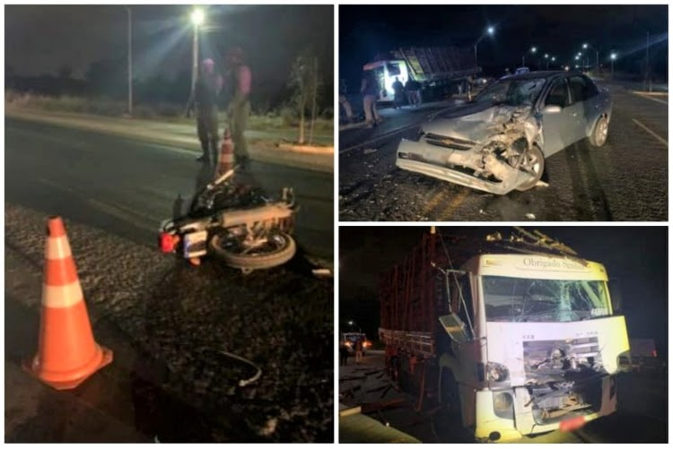 Motociclista morre em acidente na BA-262 entre Anagé e Vitória da Conquista