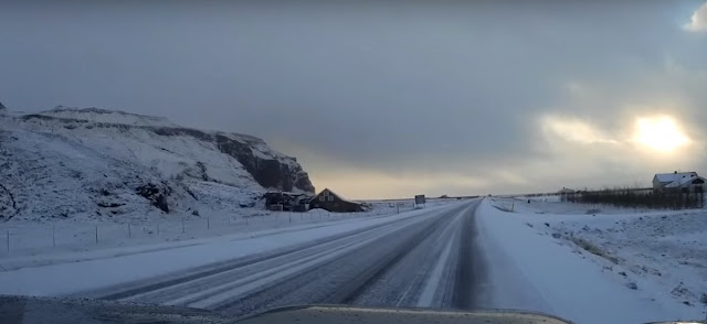 reykjavik car rental and driving in Iceland