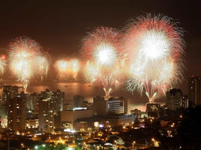 New Year's Eve Celebrations Across The World