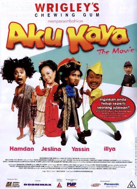 Aku Kaya The Movie (2003) | Malay Movie ~ FREE MOVIE