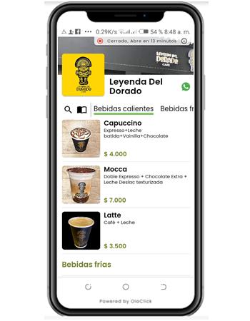 Leyenda Del Dorado - Colombia