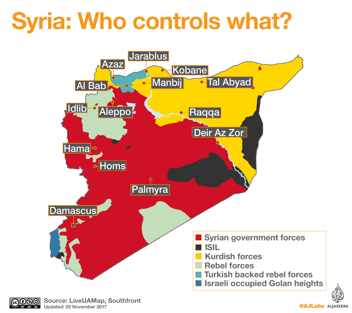 missile attacks on chemical weapons facilities in syria last week by combined american british and france forces make me wonder if we are pursuing the