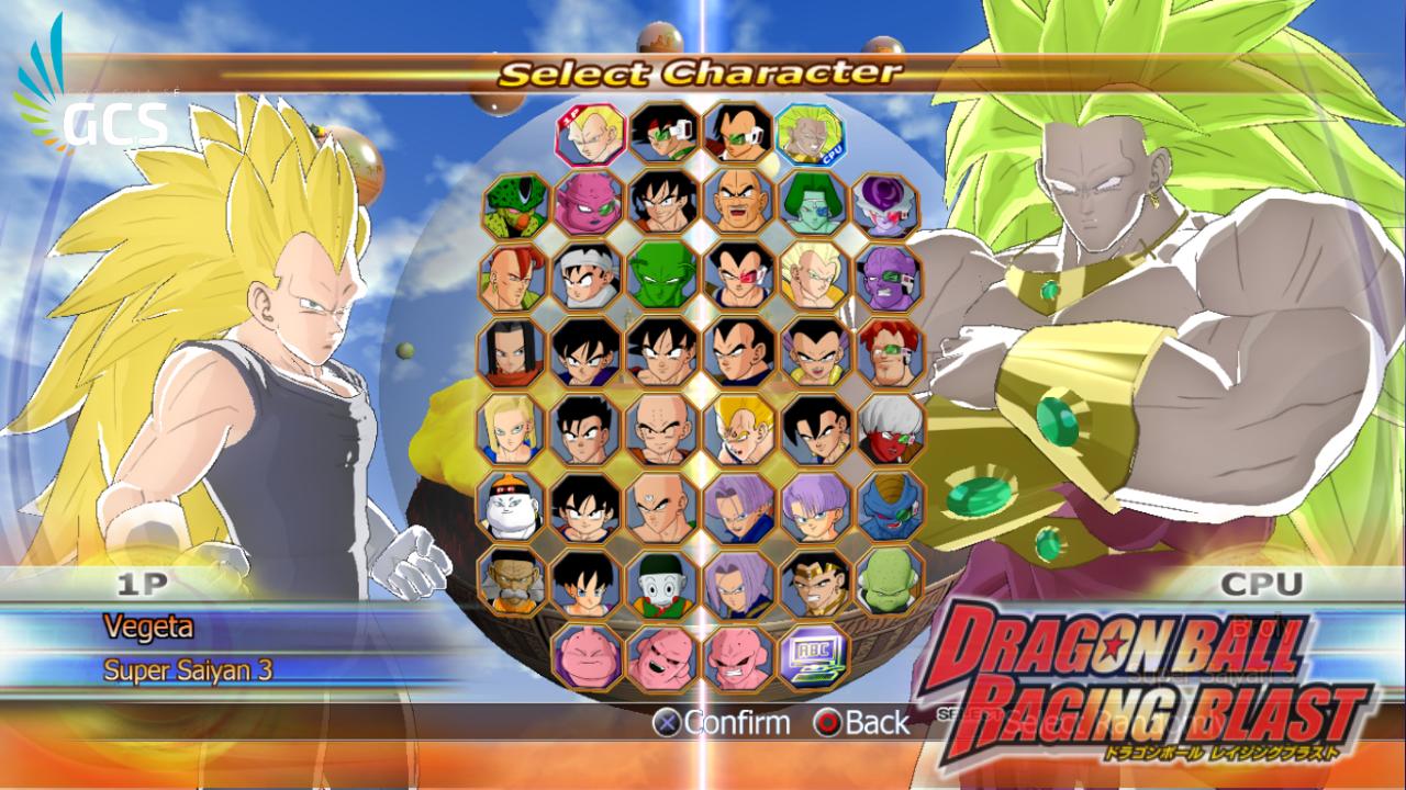 Dragonball Draging Blast Unlock All Characters - infogatevn.com