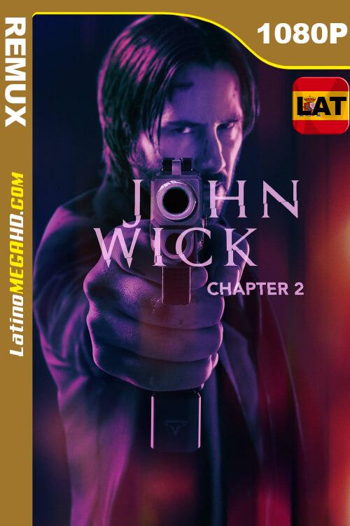 John Wick 2: Un Nuevo Día Para Matar (2017) Latino HD BDREMUX 1080p ()