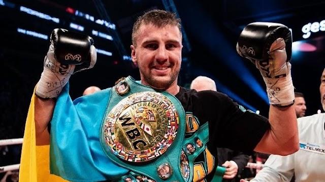 Відомий український боксер оголосив про завершення кар'єри