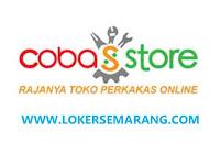 Lowongan Kerja Semarang Lulusan SMA SMK di PT Cobas Perkakas Nusantara