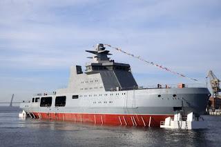 Kapal Perang Pemecah Es - Ivan Papanin Class