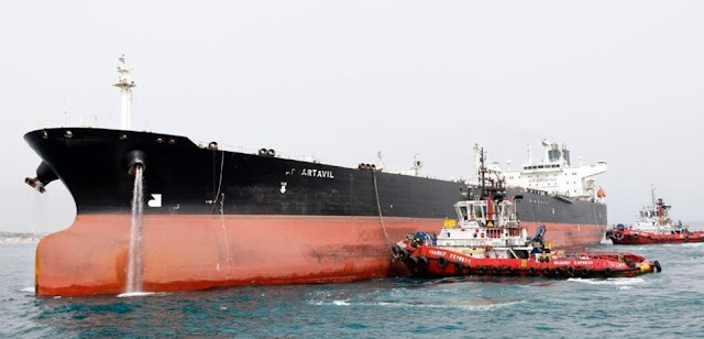 US to end sanctions exceptions for real Iranian Oil Merchants - rictasblog