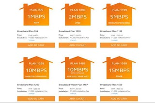 Globe Broadband Cheaper DSL Plans with Free WiFi Modem and Landline