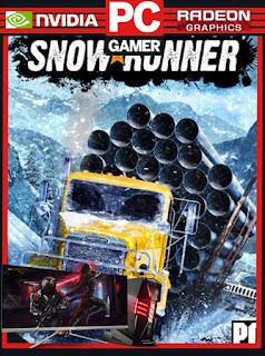 SnowRunner A MudRunner Game Premium Edition (2020) PC Full Español [GoogleDrive] SXGO