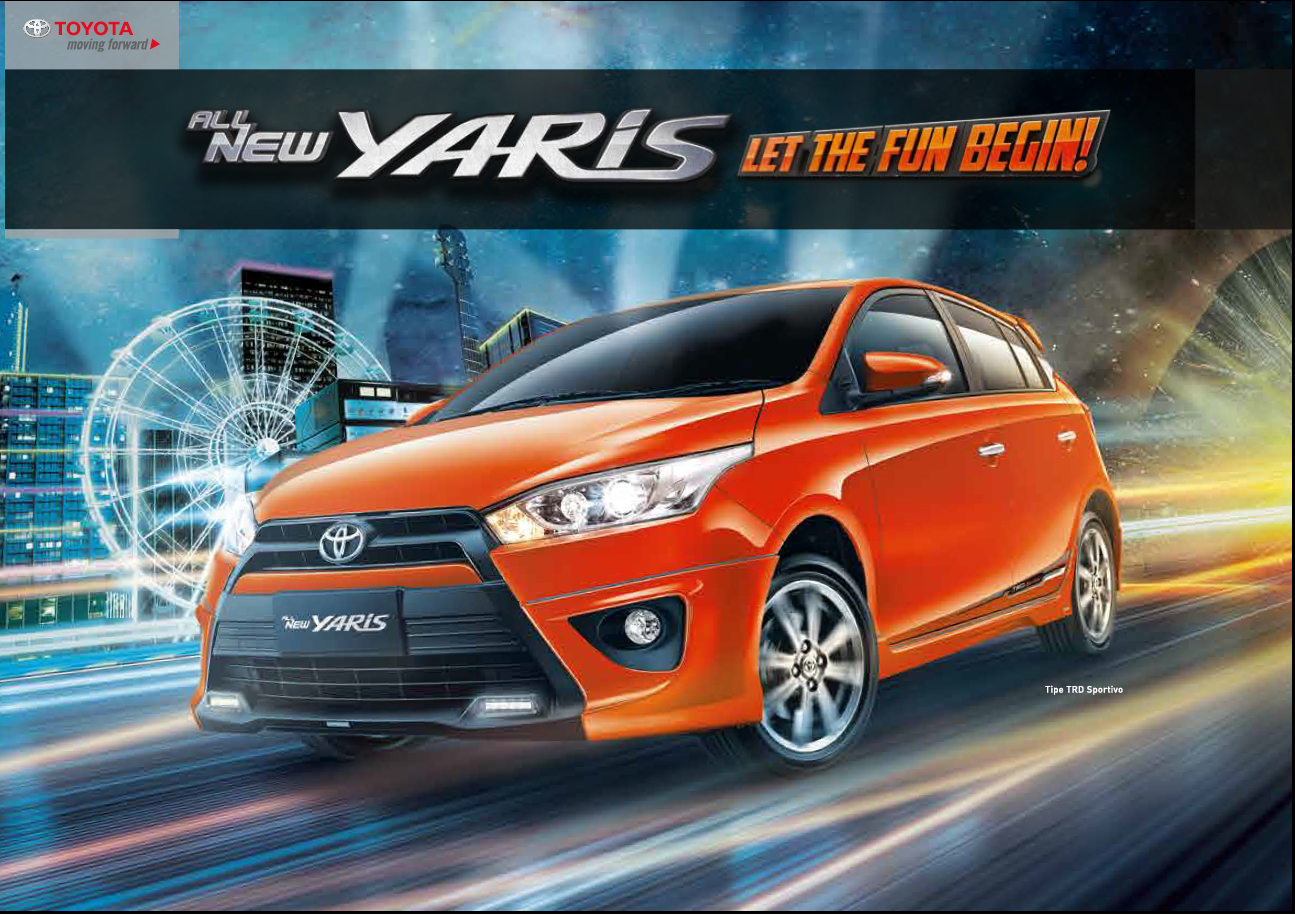 harga new yaris trd 2018 all innova venturer 2017 brosur 2016 toyota auto 2000 medan