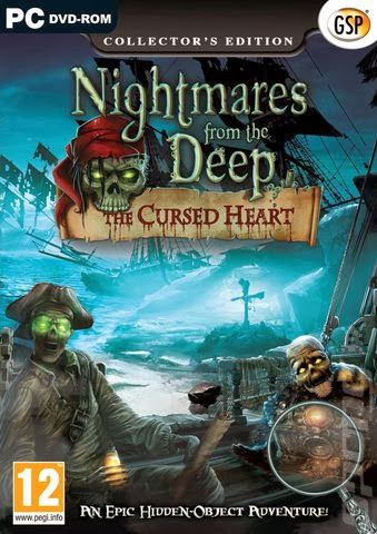 Nightmares from the Deep: The Cursed Heart PC Full Español