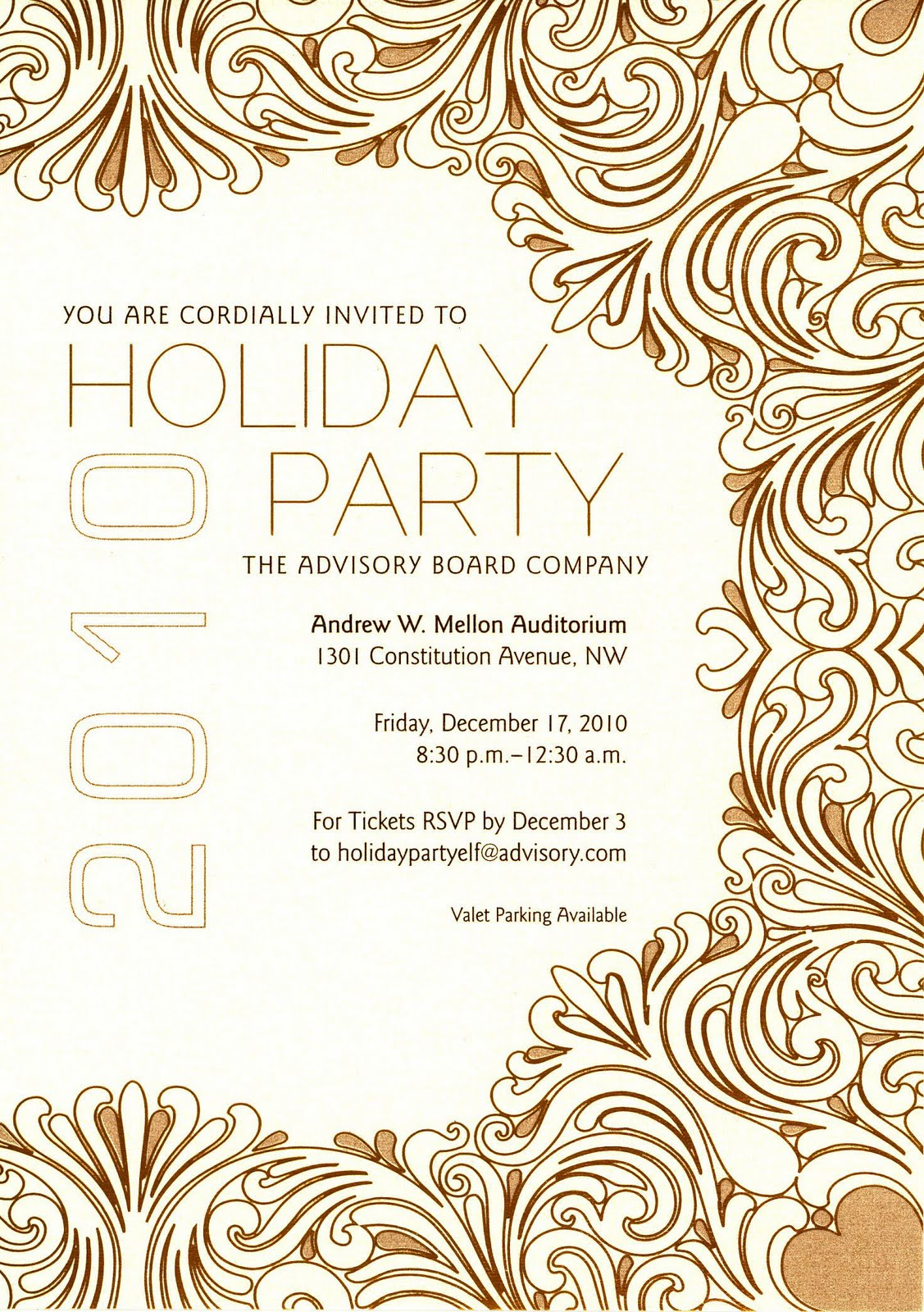 Office Party Invitation Templates. Top Office Party Invitation ...