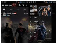 BBM Mod Superman VS Batman V3.0.0.18 Apk 2016 ( Clone )