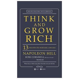 Sách Thái Hà - Think And Grow Rich - 13 Nguyên Tắc Nghĩ Giàu Làm Giàu ebook PDF-EPUB-AWZ3-PRC-MOBI