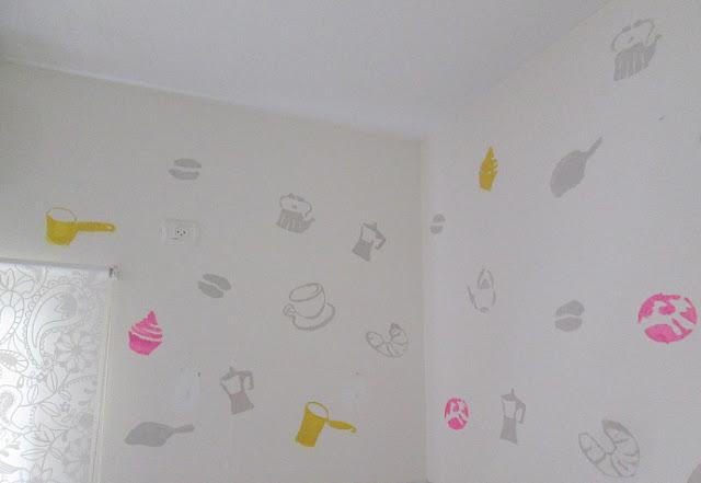 IMG 0060 - שבלונות במטבח