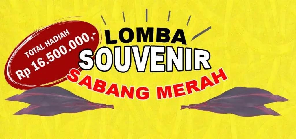Lomba Souvenir Sabang Merah