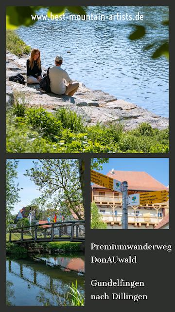 Premiumwanderweg DonAUwald   Etappe 3 von Gundelfingen nach Dillingen 30