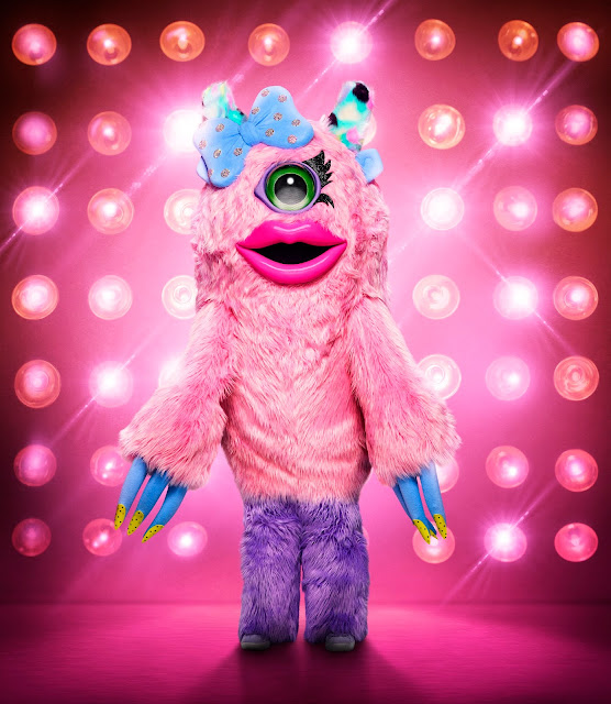'The Masked Singer': Miss Monster Unmasked - Find Out Which Celebrity Went Home