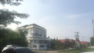 Kabut Asap Mulai Landa Aceh Utara dan Sekitarnya