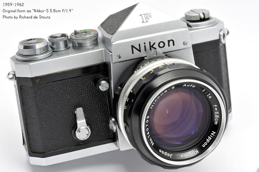 Nikkor 50mm f/1.4
