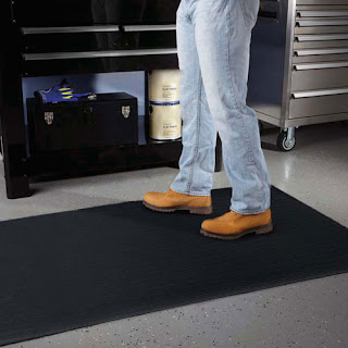 Greatmats anti fatigue mats workshop