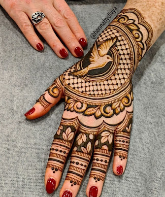 75 Latest Arabic Mehndi Designs For Hands Henna Patterns