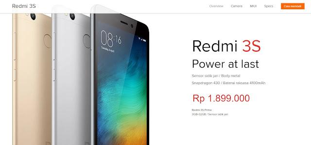Takut Ponsel Rusak? Tips Agar Ponsel Xiaomi Redmi 3s Awet