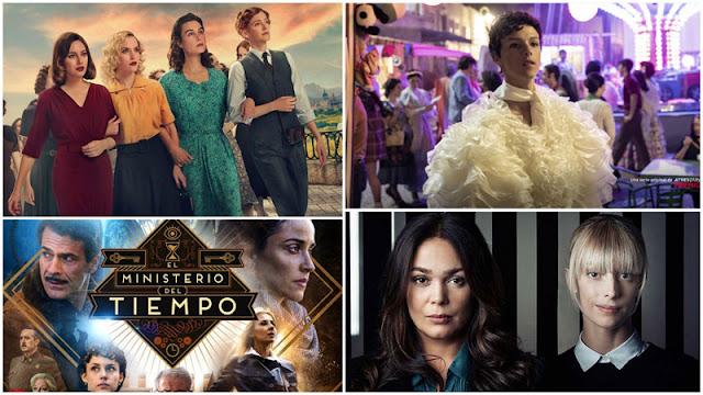 Críticas: 'Las chicas del cable' temporada final, 'Bright Minds'. Review 1x02 'Veneno' y 4x08 'El Ministerio del tiempo'