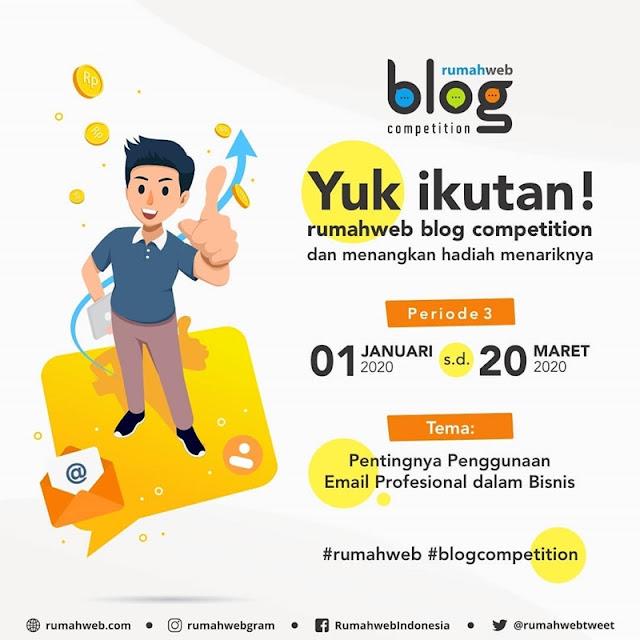 Rumah Web Blog Competition
