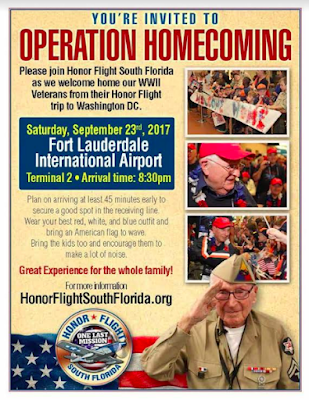 Honor Flight Thank You Letter Examples